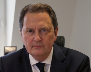David Green CB QC - Portrait