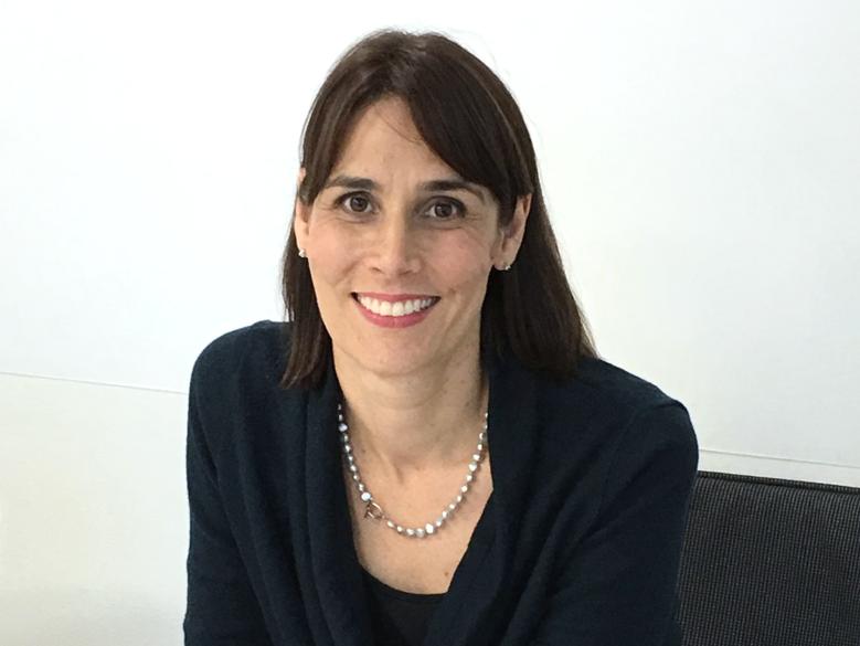 Headshot of Hannah von Dadelzden (Head of Division E)