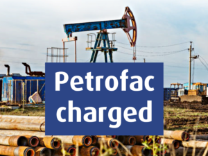 Petrofac Limited charged